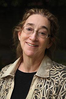 portrait of Ruth Wattenberg